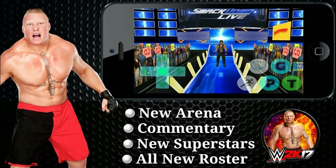 Wr3d wwe mod apk download for android | Wr3d WWE 2K19 Apk